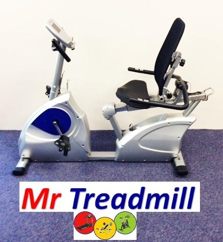 GLR-4 Recumbent exercise bike