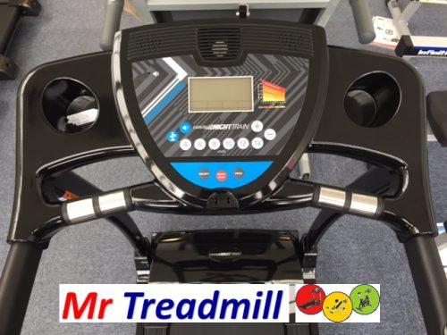 Night Train Treadmill