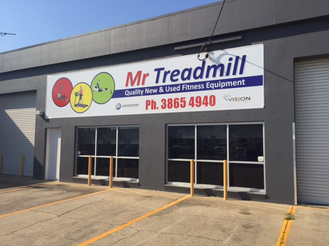 Mr Treadmill