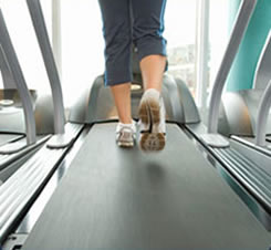 Hire a treadmill