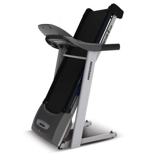 Horizon Adventure 2 plus treadmill folded