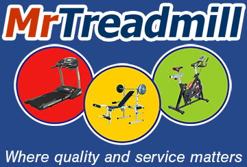 Mr Treadmill Retina Logo