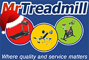 Mr Treadmill Logo