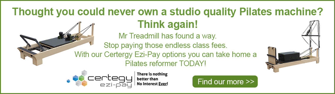 Thought you could never own a studio quality Pilates machine? Think again.