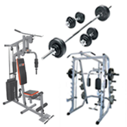 Strength equipment and accessories