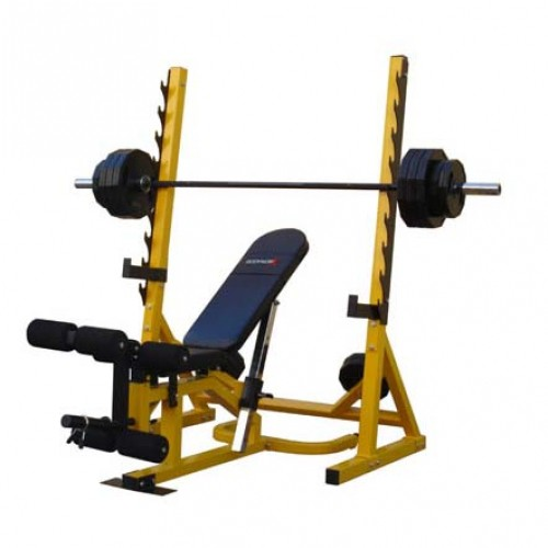 Bodyworx 3 In 1 Rack System