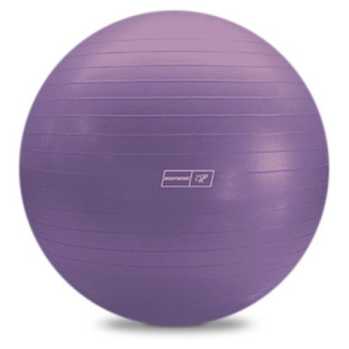Bodyworx Anti-Burst Gym Ball - 55cm purple