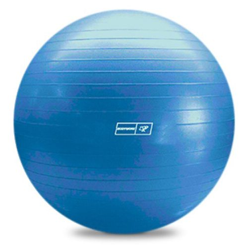 Bodyworx Anti-Burst Gym Ball - 65cm blue