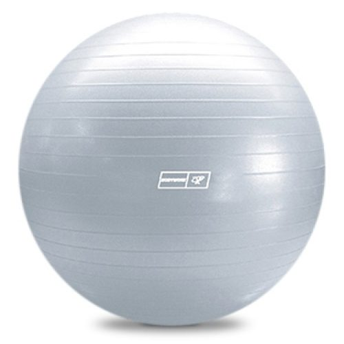 Bodyworx Anti-Burst Gym Ball - 75cm silver