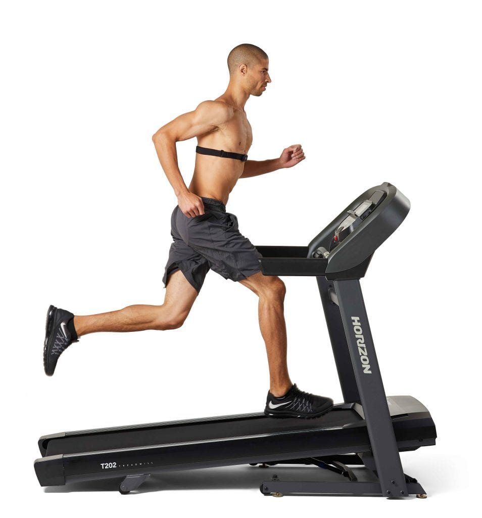 Horizon T202 Treadmill