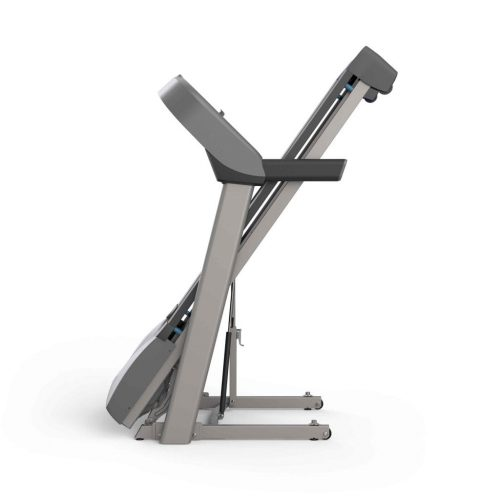 Horizon T101 Treadmill folded