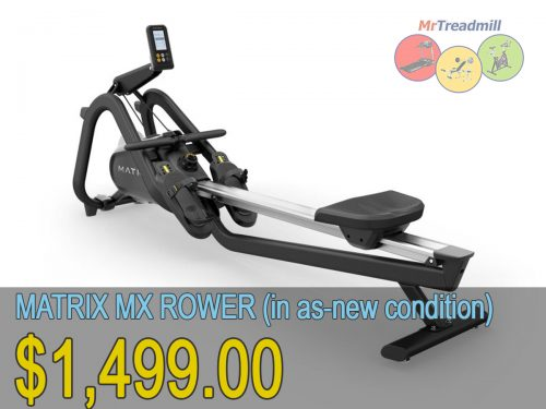 Matrix MX rower