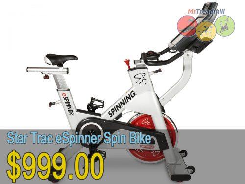 Star Trac eSpinner Spin Bike