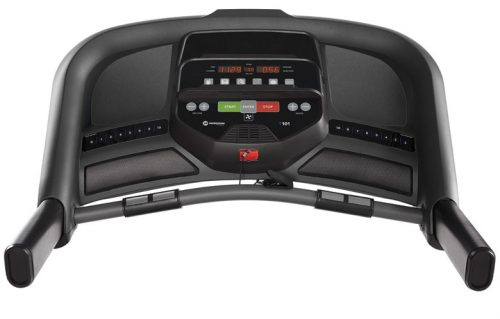 Horizon T101 Treadmill Display
