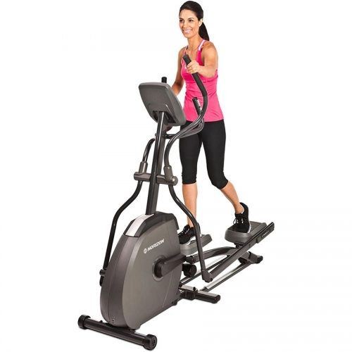Horizon Andes 2.0 EX59 Elliptical Trainer