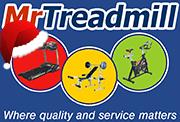 Mr Treadmill Logo